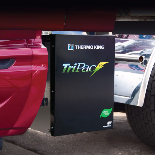 tripac e electric auxiliary power units thermo king Thermo King Tripac Apu Wiring Diagram the tripace is an all electric battery powered apu system, which means significant savings on fuel reduced operation of the tractor engine thermo king tripac apu wiring diagram